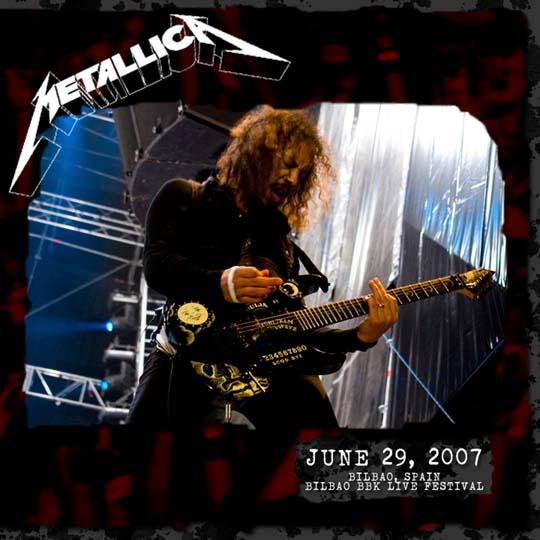 June 29, 2007, Bilbao BBK Live Festival, Bilbao, SPA