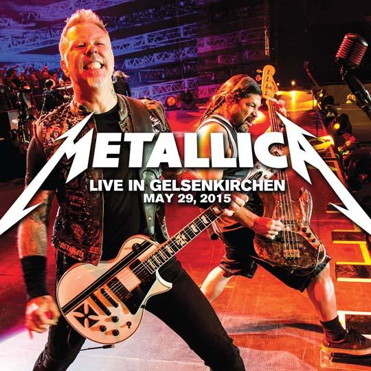 May 29, 2015, Rock im Revier at Veltins Arena, Gelsenkirchen