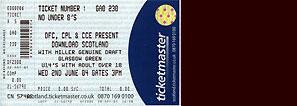 June 2, 2004, Download Festival, Glasgow, SCO Download or