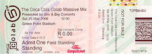 Live Metallica || 3/25/2006 - Green Point Stadium, Cape Town, SA